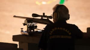Benchrest Rifle